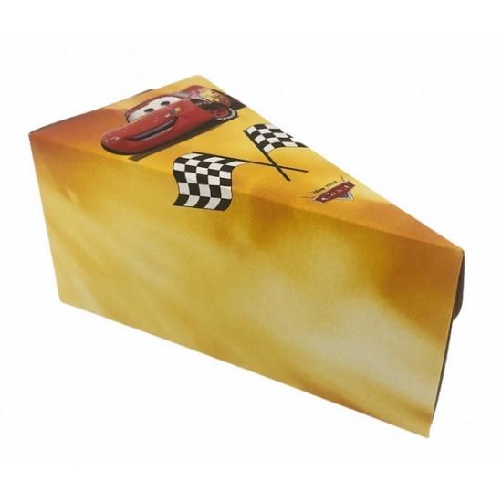 Кутийка за парче торта McQeen 12,5см х 6см х 6,5см, Чинии, чаши и прибори за парти