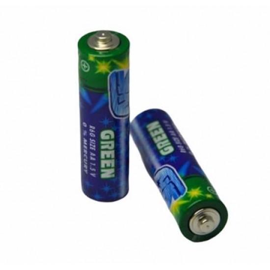 Батерия Green R06G, Батерии
