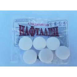 Нафталин на таблетки 90гр.