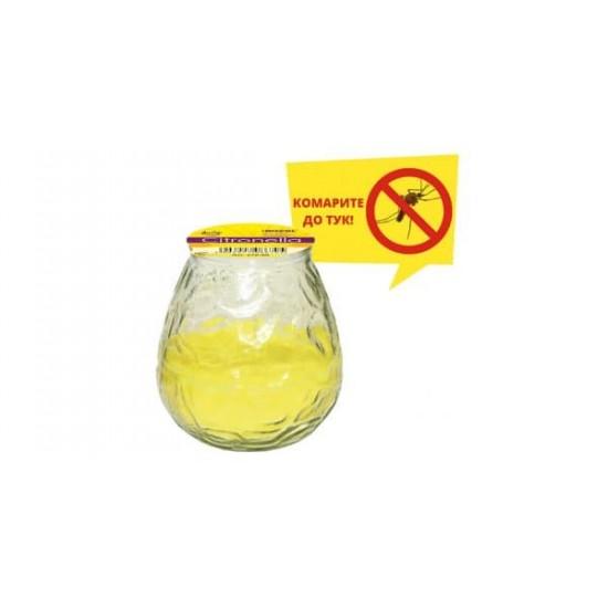 Свещ против комари Citronella, Промо Оферти